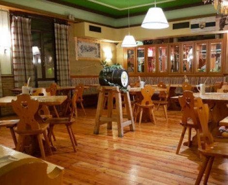 Bier Stube Treff birreria pub ristorante di carne cucina tipica tirolese bavarese - Best menù