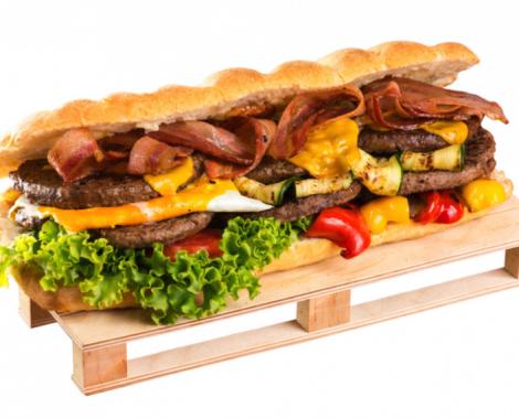 Evergreen Burger Piove di Sacco Padova - Hamburgeria - Best Menù00003