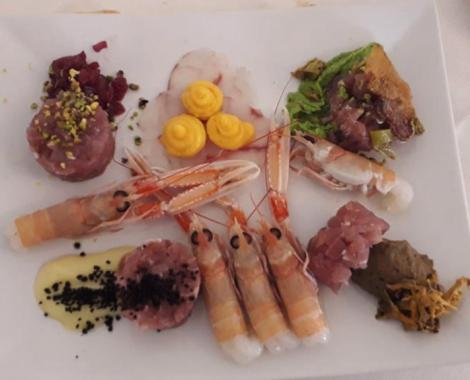 Trattoria La Lampara Noale - Pesce - Best Menù00006
