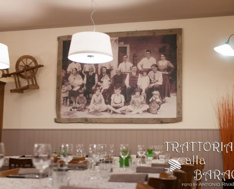 Trattoria alla baracca vicenza casale ristorante di pesce carne cucina tipica veneta e contemporanea hamburger vino - Best menù